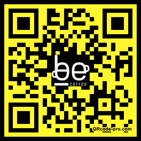 QR code with logo 288U0