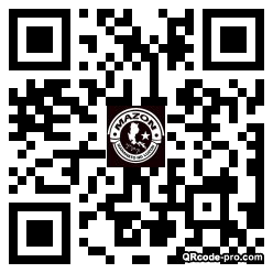 QR code with logo 288a0