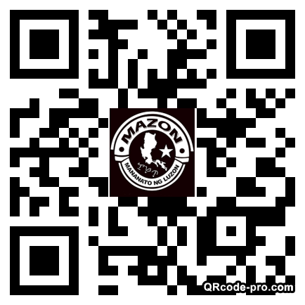 QR code with logo 288f0