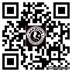 QR code with logo 288p0