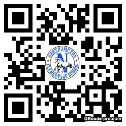 QR code with logo 289A0