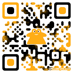 QR code with logo 28A00