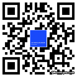 QR code with logo 28AG0