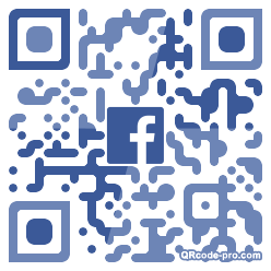 QR code with logo 28AX0