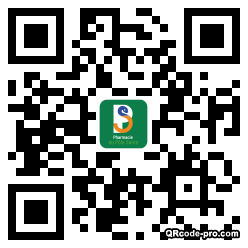 QR code with logo 28GB0