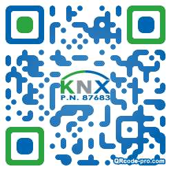 QR code with logo 28Hy0