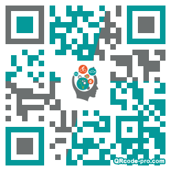 QR code with logo 28KO0