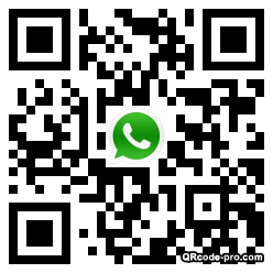 QR code with logo 28LT0
