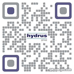 QR code with logo 28Lf0