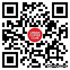 QR code with logo 28M70