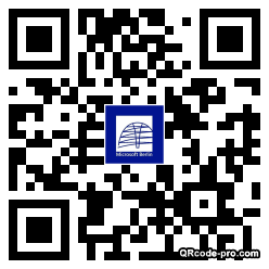 QR code with logo 28MD0