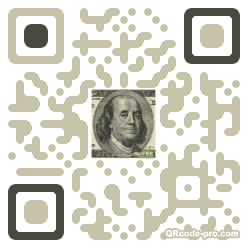 QR code with logo 28Nw0