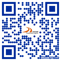 QR code with logo 28Os0
