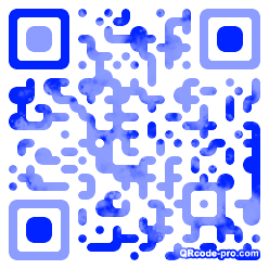 QR code with logo 28Ov0