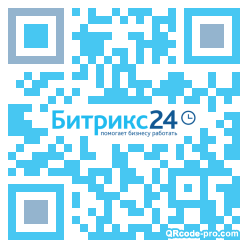 QR code with logo 28S20