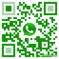 QR code with logo 28SR0