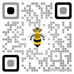 QR code with logo 28SX0