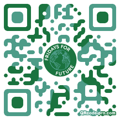 QR code with logo 28TL0