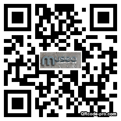 QR code with logo 28TP0