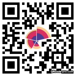 QR code with logo 28Td0