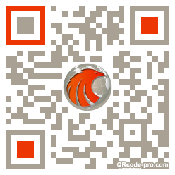 QR code with logo 28Tr0