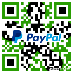 QR code with logo 28WK0