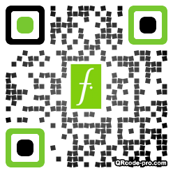 QR code with logo 28ZY0