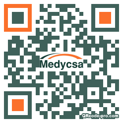 QR code with logo 28Zv0