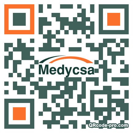 QR code with logo 28Zx0