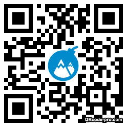 QR code with logo 28b00