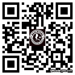 QR code with logo 28bP0