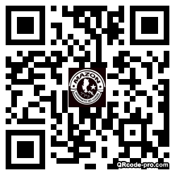QR code with logo 28cd0