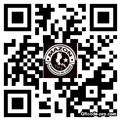 QR code with logo 28dB0