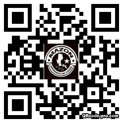 QR code with logo 28dI0
