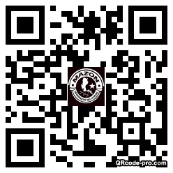 QR code with logo 28dS0
