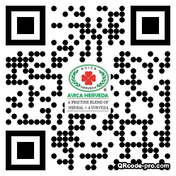 QR code with logo 28fD0