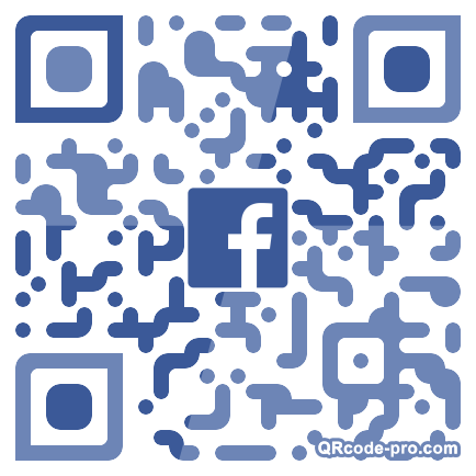 QR code with logo 28h40