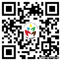 QR code with logo 28i50