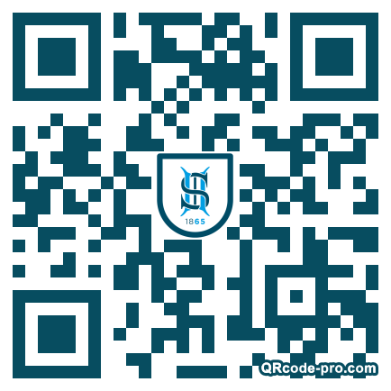 QR code with logo 28id0