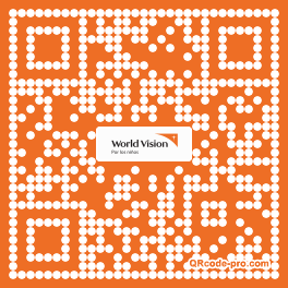 QR code with logo 28k80