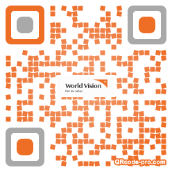 QR code with logo 28kb0