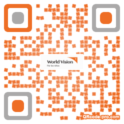 QR code with logo 28kg0