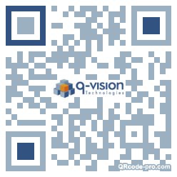 QR code with logo 28kv0