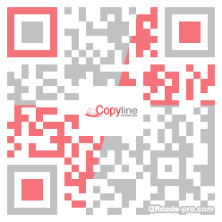 QR code with logo 28m30