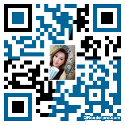 QR code with logo 28mG0