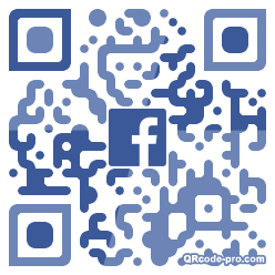 QR code with logo 28p50