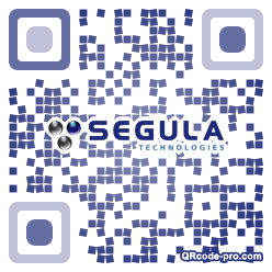QR code with logo 28py0