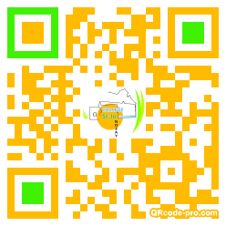 QR code with logo 28vT0