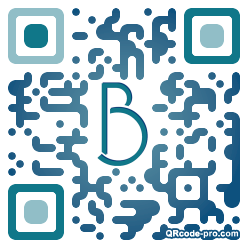 QR code with logo 28vy0