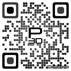 QR code with logo 28wB0